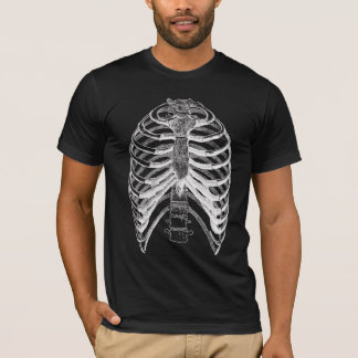 Skeleton Halloween Costume T-Shirt