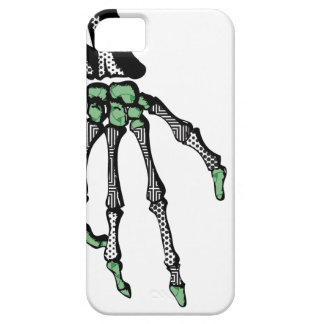 SKELETON HAND OF FATE iPhone 5 CASE