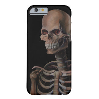 Skeleton Hand Painted Barely There iPhone 6 Case