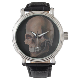Skeleton Hand Painted Wristwatches