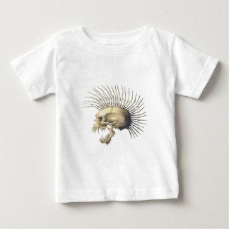 Skeleton Head Punk Baby T-Shirt