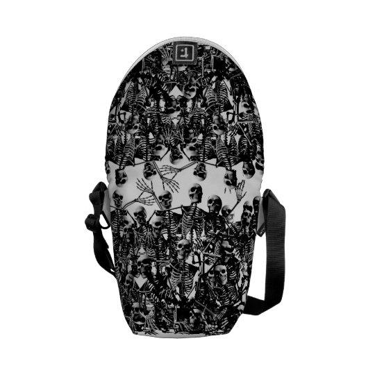 Skeleton Horde Messenger Bag