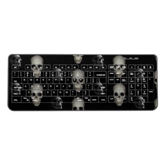 Skeleton In the Closet Wireless Keyboard