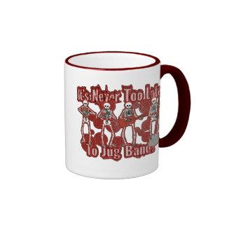 Skeleton Jug Band Coffee Mugs