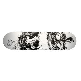 Skeleton King Skate Decks