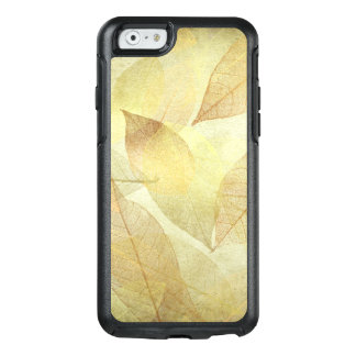 Skeleton Leaves Gold & Bronze OtterBox iPhone 6/6s Case