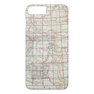 Skeleton Map iPhone 8 Plus/7 Plus Case
