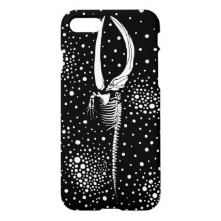 Skeleton Of A Whale iPhone 7 Case