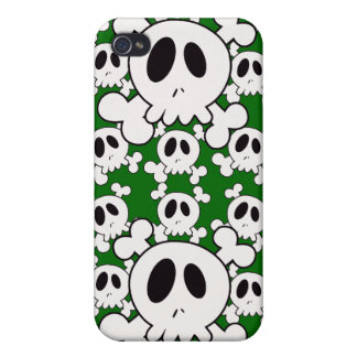 SKELETON PARTY iPhone 4/4S CASE