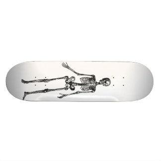 Skeleton Skateboard Deck