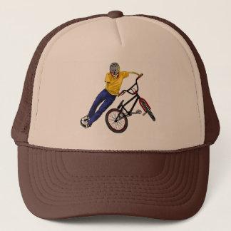 Skeleton Sports BMX  hat