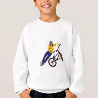 Skeleton Sports BMX  sweatshirt