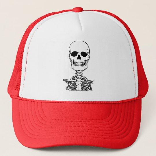 Skeleton T-Shirts and Hoodies Cap