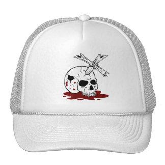 Skeleton(White) Cap