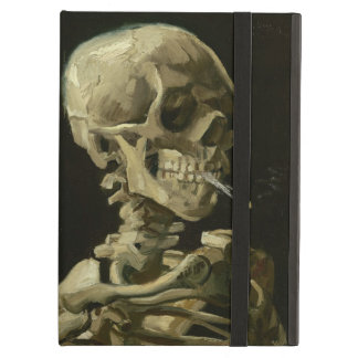 Skeleton with Cigarette 1886 iPad Air Case