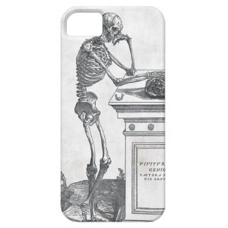 Skeleton With Skull Case-Mate Case iPhone 5 Cases