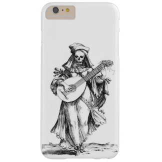 Skeleton Woman Barely There iPhone 6 Plus Case