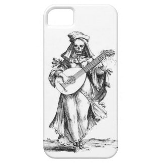 Skeleton Woman iphone 5 case