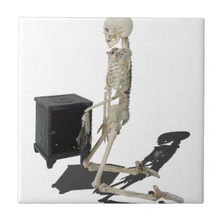 SkeletonClosingSafe032215 Small Square Tile