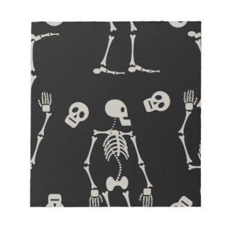 Skeletons Notepad