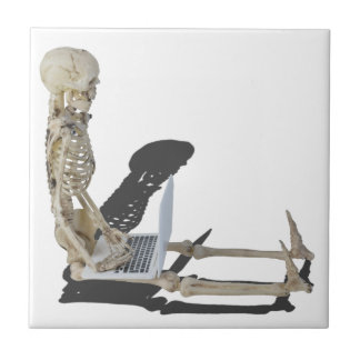 SkeletonWithLaptop032215 Tile
