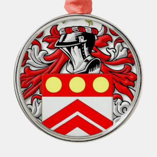 Skellie Coat of Arms Ornaments