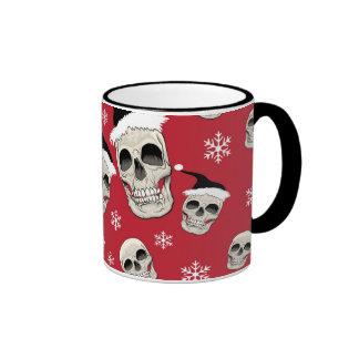 Skelly Santas Mug