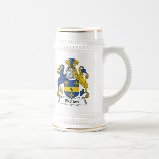 Skelton Family Crest Coffee Mug