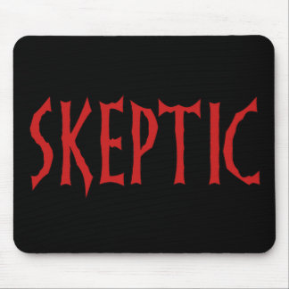 Skeptic Mouse Pad
