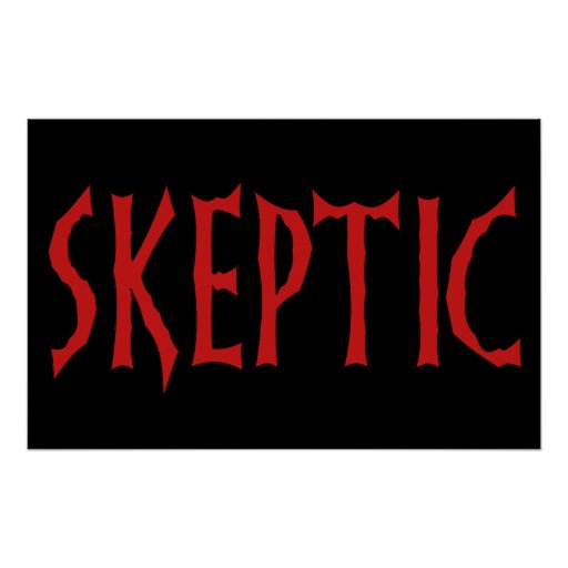 Skeptic Posters