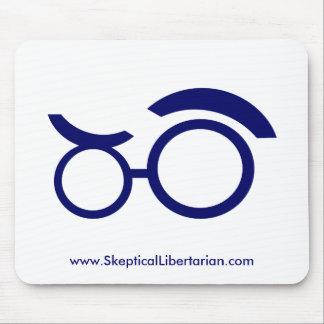 Skeptical Libertarian Mousepad