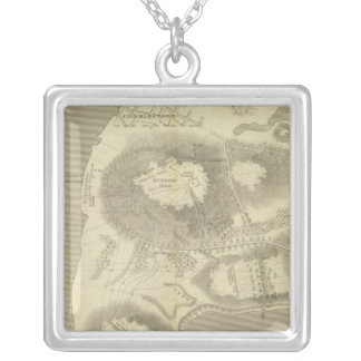 Sketch Charlestown Silver Plated Necklace