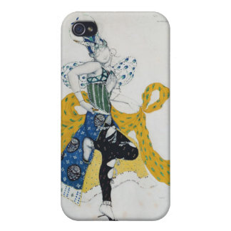 Sketch for the ballet 'La Peri', by Paul Dukas iPhone 4/4S Cover