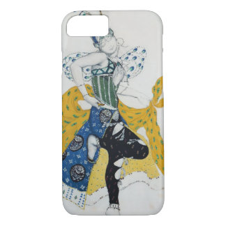 Sketch for the ballet 'La Peri', by Paul Dukas iPhone 7 Case