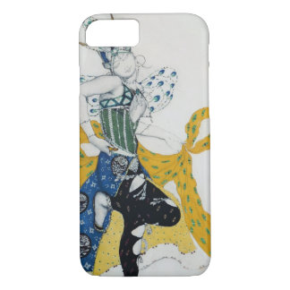 Sketch for the ballet 'La Peri', by Paul Dukas iPhone 8/7 Case
