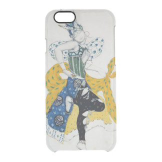 Sketch for the ballet 'La Peri' Clear iPhone 6/6S Case