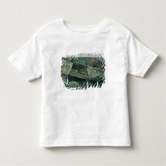 Sketch for the ballet toddler T-Shirt