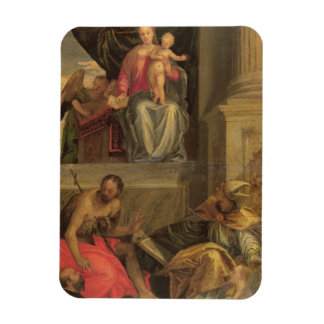 Sketch for the Bevilacqua Altarpiece Magnets
