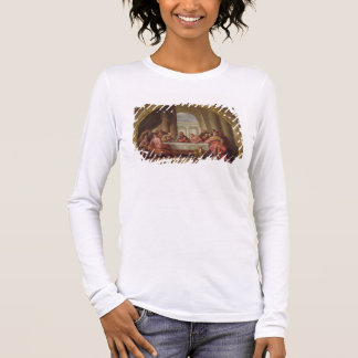 Sketch for 'The Last Supper', St. Mary's, Weymouth Long Sleeve T-Shirt