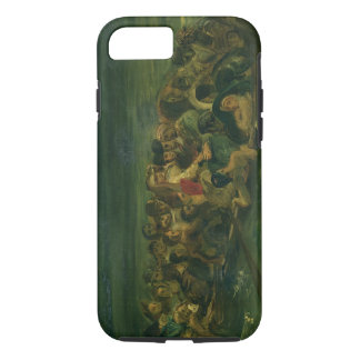 Sketch for The Shipwreck of Don Juan, 1839 (see al iPhone 8/7 Case