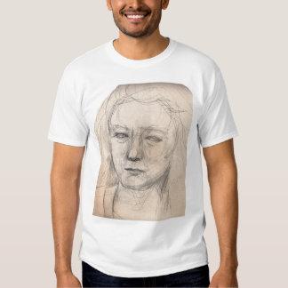 sketch Japanese girl Shirt