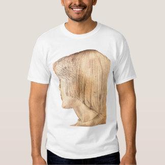 sketch Japanese girl T Shirts