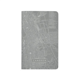 Sketch of Boston City Map Journals