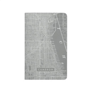 Sketch of Chicago City Map Journals