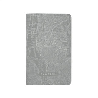 Sketch of New York City Map Journals