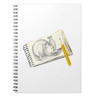 Sketch Pad Drawing Notebook