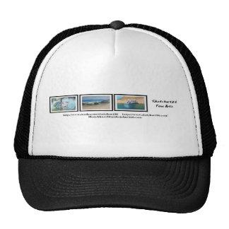 Sketchart26 Fine Arts Mesh Hats