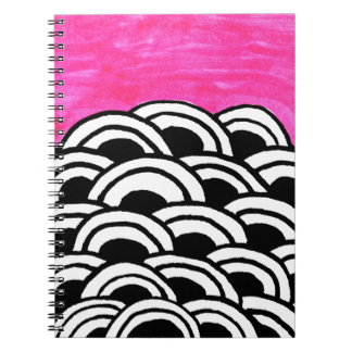 Sketchbook Bink pg29 Pink Note Book