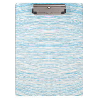 Sketched Blue Wires Clipboard