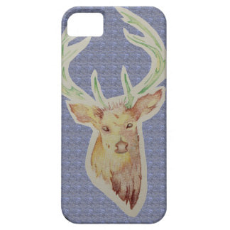 Sketched Stag iphone case